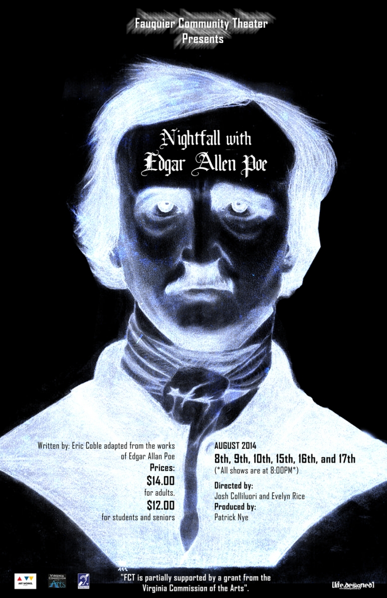 Nightfall-with-Allan-Poe Online-Poster