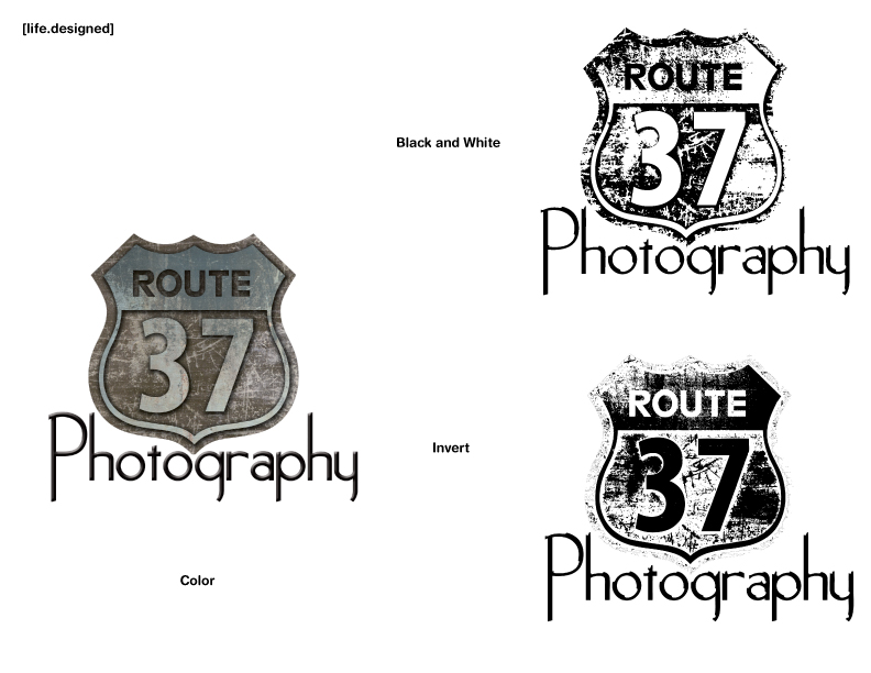 logo route 37 set