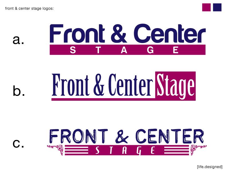 logos adult